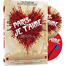 Paris, Je T'Aime (Two-Disc Limited Collector's Edition) (2007)