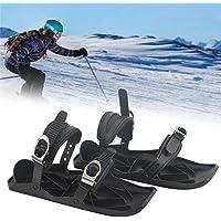 Asdomo Mini Ski Skates para la Nieve, al