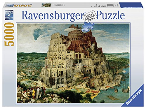 Ravensburger The Tower of Babel - 5000 Piece Puzzle