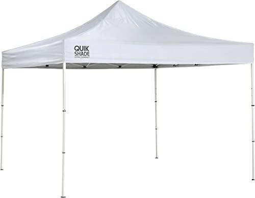 Quik Shade Marketplace Compact 10 x 10 ft. Straight Leg Canopy