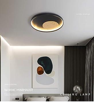 SWEET Lámpara LED De Techo Moderna 19W, Atenuación Continua ...