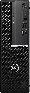 Dell OptiPlex 5000 5080 Desktop Computer - Intel Core i7 10th Gen i7-10700 Octa-core (8 Core) 2.9GHz - 16GB RAM DDR4 SDRAM - 512GB SSD - Small Form Factor