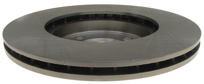 ACDelco 18A238A Advantage Non-Coated Front Disc Brake Rotor