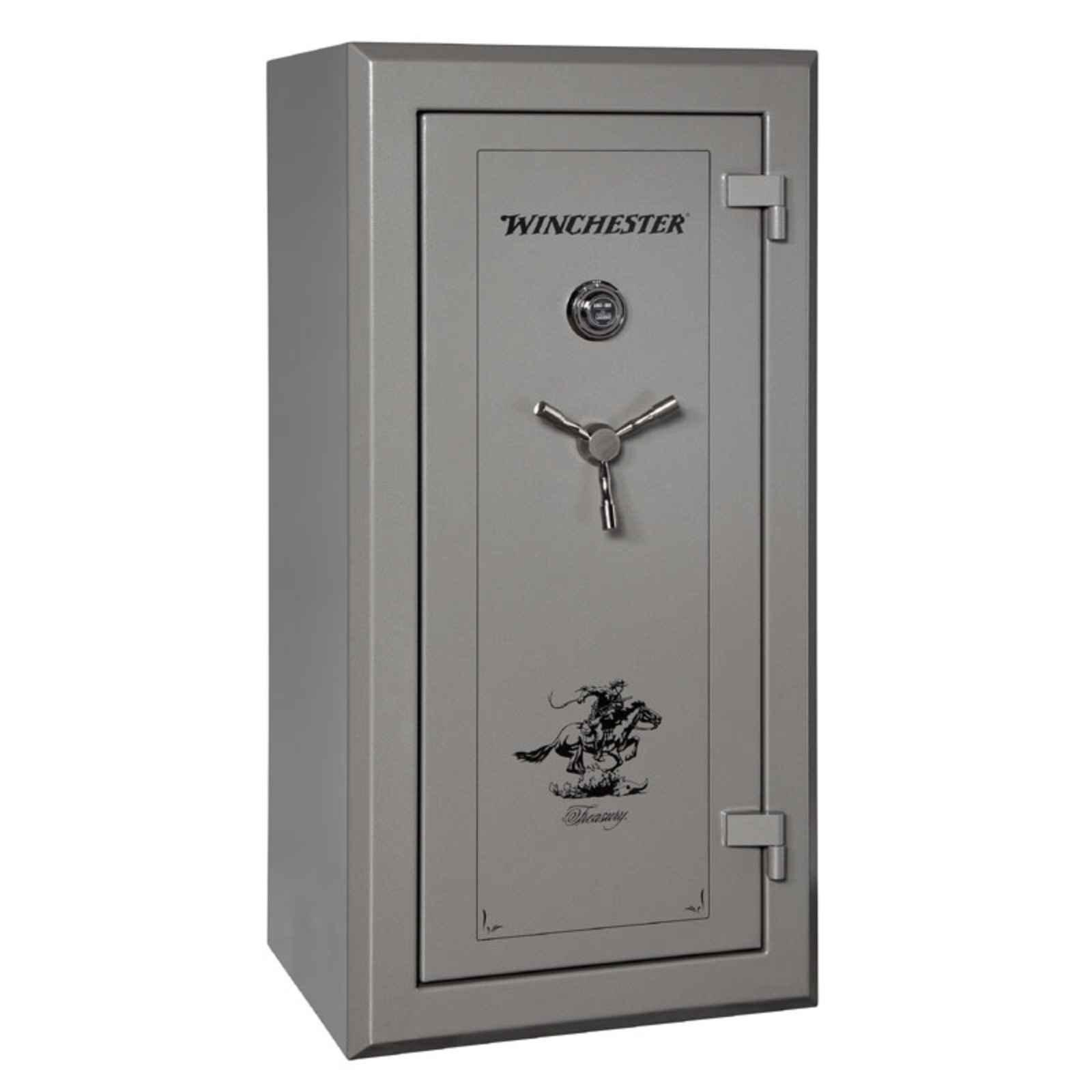 Winchester Treasury 26 Gun Safe Review