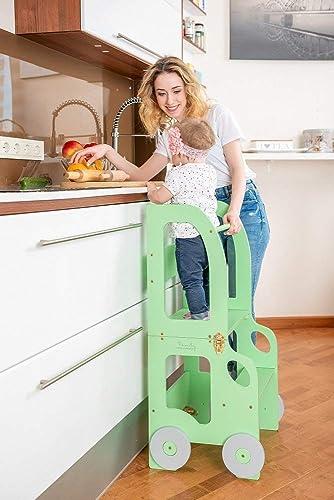 WERBUNG – Toddler in Family Lernturm
