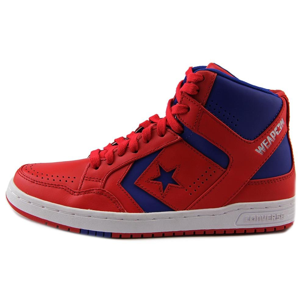 Converse Weapon Mid Hommes US 7.5 Rouge Baskets: