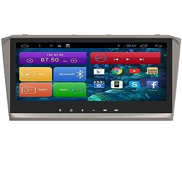 Generic pantalla táctil capacitiva de 8,8 pulgadas Android 4.4.4 Coche GPS para