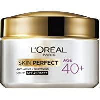 L'Oreal Paris Skin Perfect 40+ Anti-Aging Cream, 50g