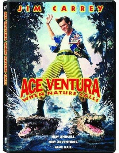 Nature Dvd - Ace Ventura: When Nature Calls