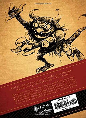 Jim Henson/'s Labyrinth Tales Copertina rigida