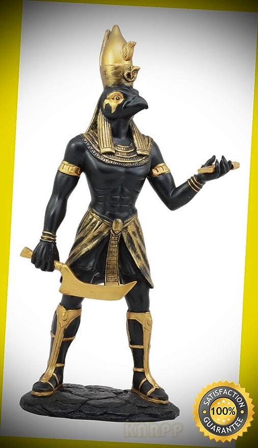 New Free Shipping Egyptian Horus Falcon Collectible Figurine