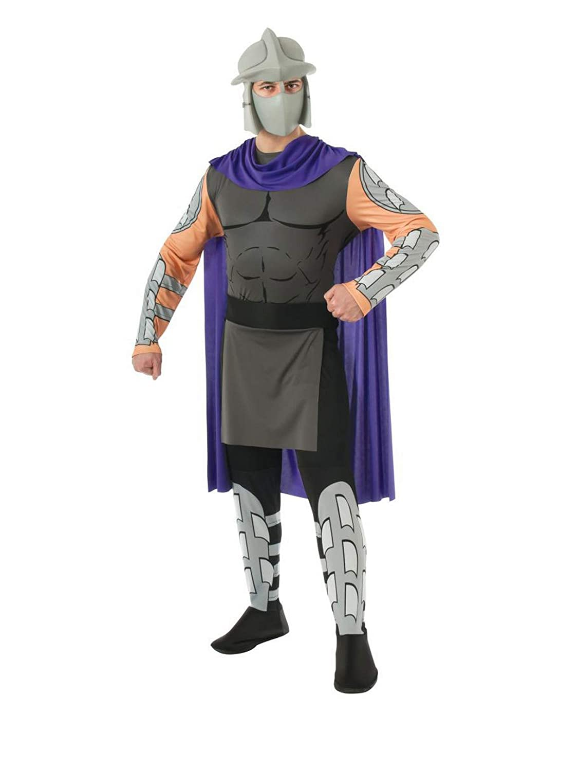 Disfraz de Shredder Tortugas Ninja? adulto - XL: Amazon.es ...