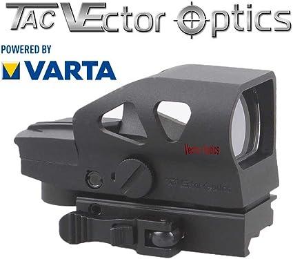 VECTOR-OPTICS RedDot Rotpunkt Visier Sphinx Zieloptik DOCTER Montage kompartibel