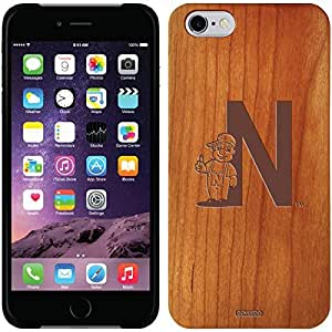 Coveroo iphone 5c Madera Wood Thinshield Case with Nebraska Lil