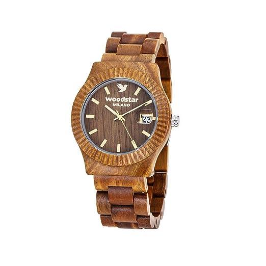 SECOYA - Reloj de Pulsera, Reloj de Madera | Relojes para hombre, mujer,