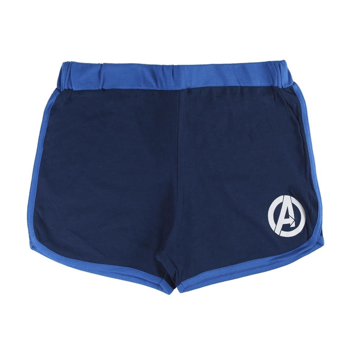 Avengers - Conjunto Pijama Manga Corta 2 piezas 100% algodón (5 años): Amazon.es: Ropa y accesorios