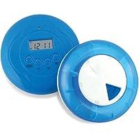 NRS Healthcare M13943 - Pastillero con 5 alarmas