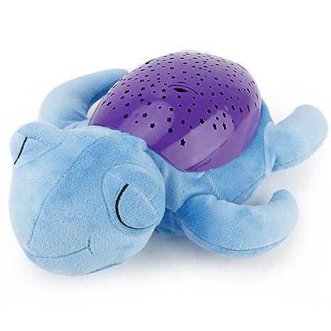 Luminoso peluche juguete para niños de animal muñeca con Musical de peluche de relajante para saco