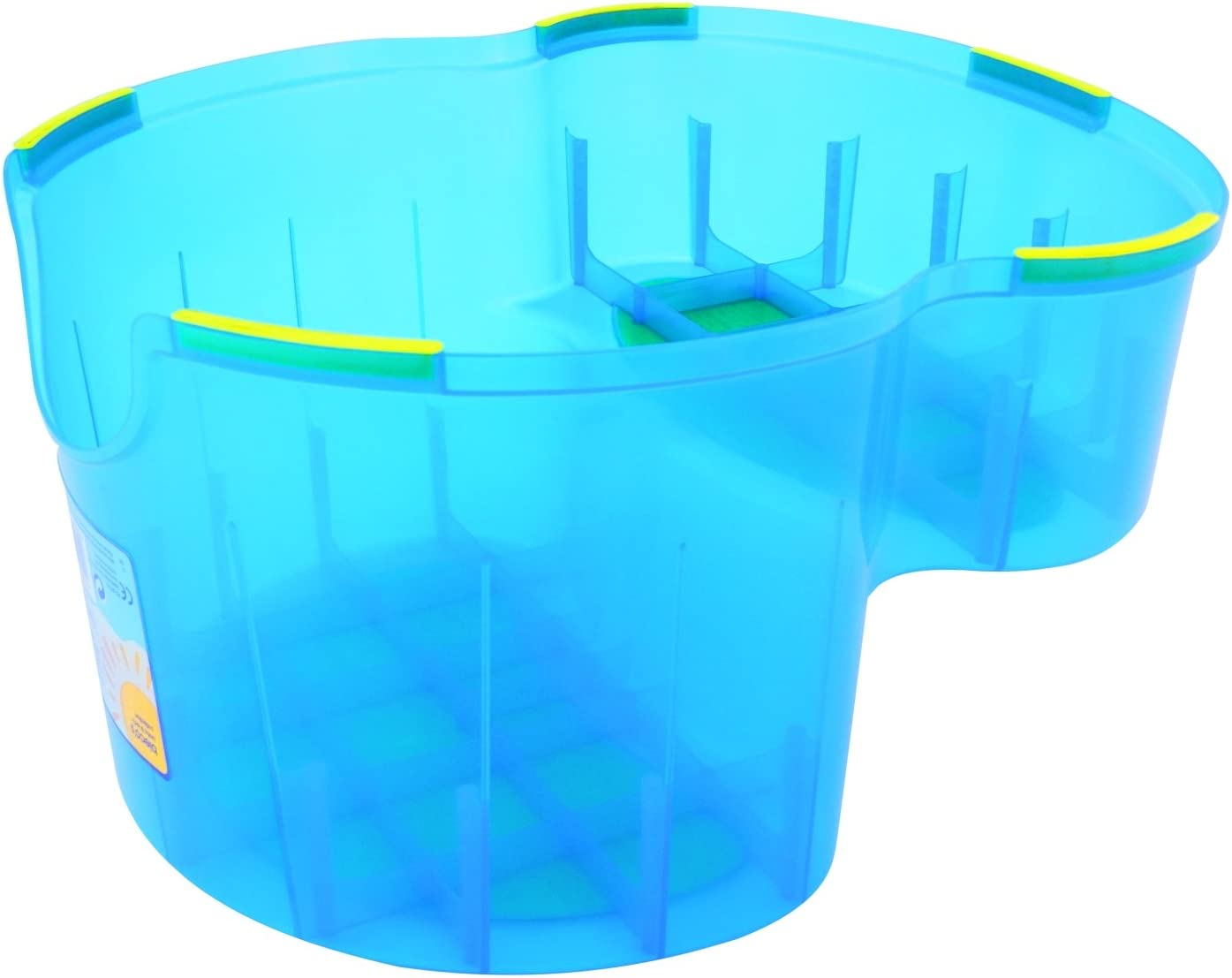 About 39 x 34 x 20 cm Blue Bieco 79000112 Seat//Kick Two Stages Each About 10cm