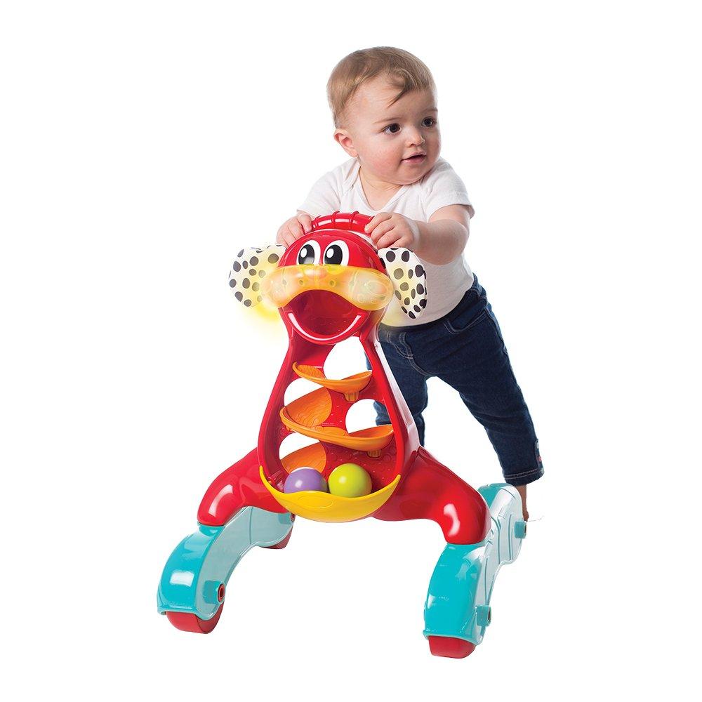 playgro 0185504Andador de Juego y de con música y luces, multicolor Rotho Babydesign GmbH (VSS)