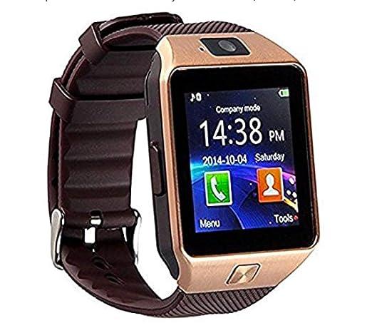 Amazon.com: DZ09 reloj inteligente bluetooth visualización ...