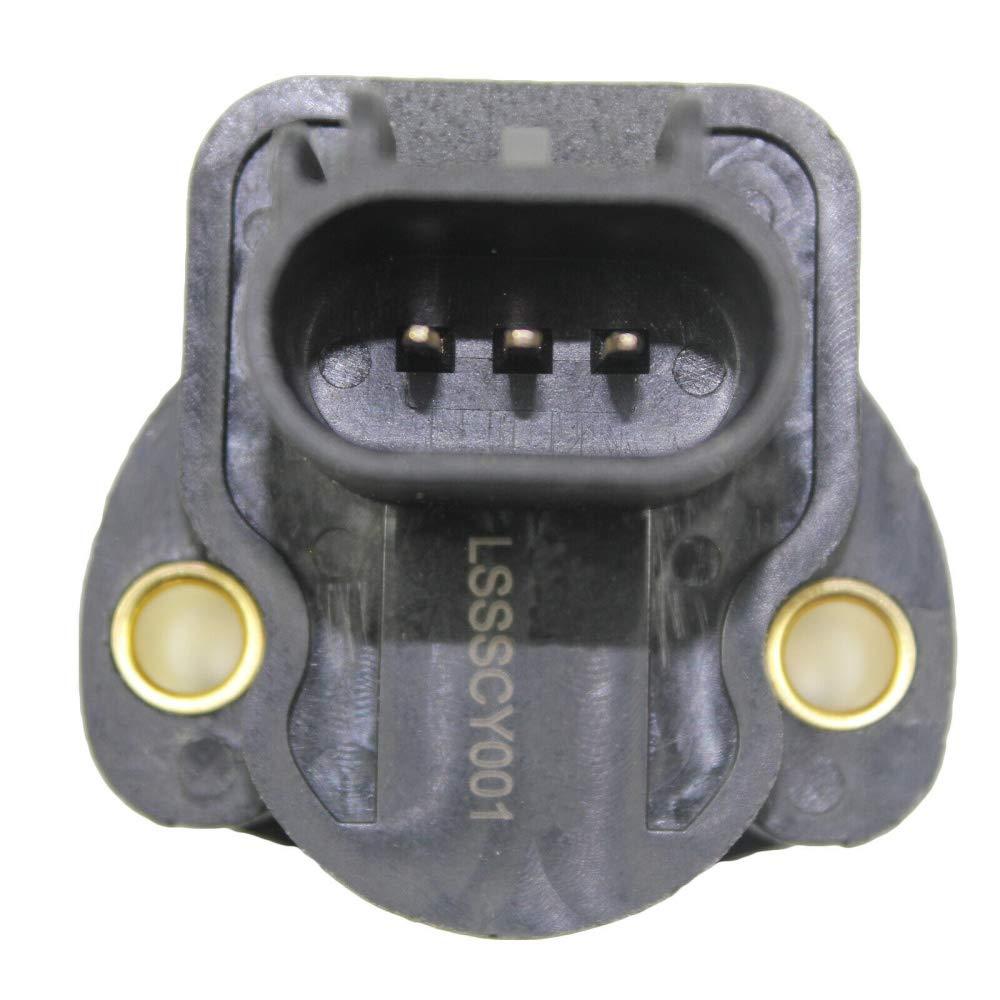 LOSTAR Throttle Position Sensor For 2002-2006 Dodge Pickup Durango Jeep Wrangler Liberty 4874371AD 5019411AA