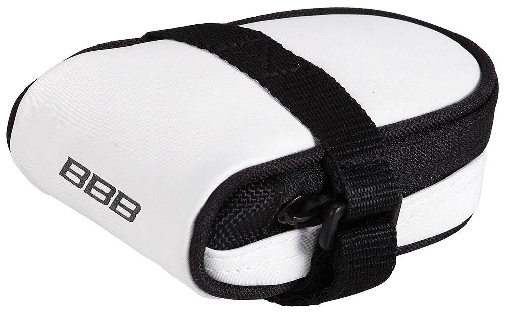 BBB seat pack saddle bag RacePack BSB-14 mattwhite