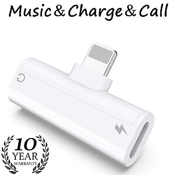Adaptador de Auriculares para iPhone 7 de Auriculares ...