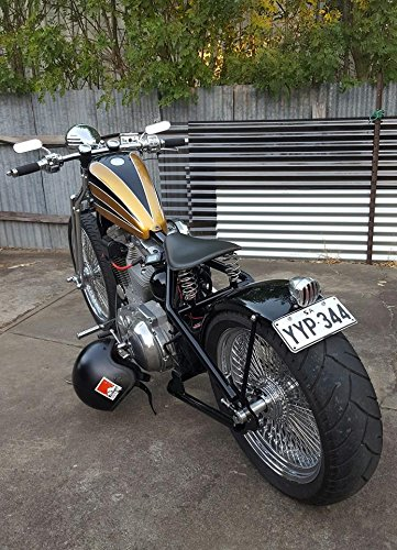 Amazoncom Sportster Hardtail Kit For 82 03 By Tc Bros Weld On