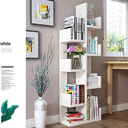 LUYIASI- Libreria, Libreria per Studenti a Forma di Albero da ...