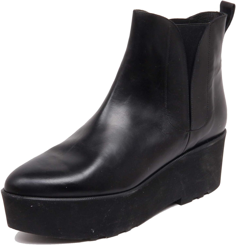 schwarz 40 EU Palomitas F7850 (NO Box) Tronchetto damen schwarz Vintage Effect Stiefel Woman