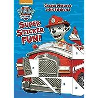 Deals on PAW Patrol Super Sticker Fun