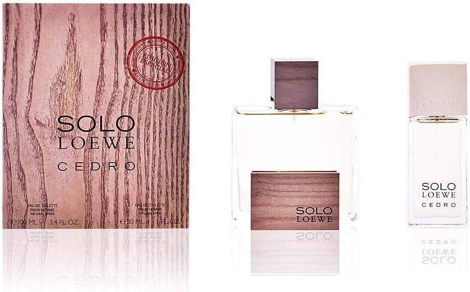 Loewe Solo Cedro Set de Belleza - 2 Piezas
