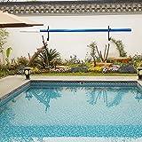 Aquatix Pro Pool Pole Hanger Premium 4pc Black