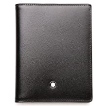BRAND NEW GENUINE MONTBLANC MEISTERSTUCK MULTI CREDIT CARD LEATHER CASE 05527