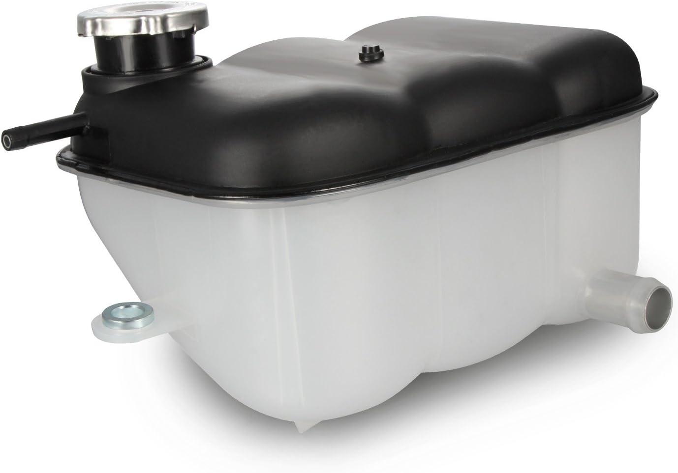 Dromedary CH3014142 Water Coolant Overflow Bottle Tank Reservoir w//Cap for Dodge RAM 1500 2002-2005 5072602AB