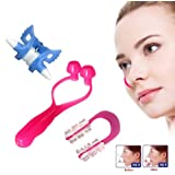 Finlon Nose Up Clip Bridge Lifting Shaping Shaper Clipper Straightening Beauty Set
