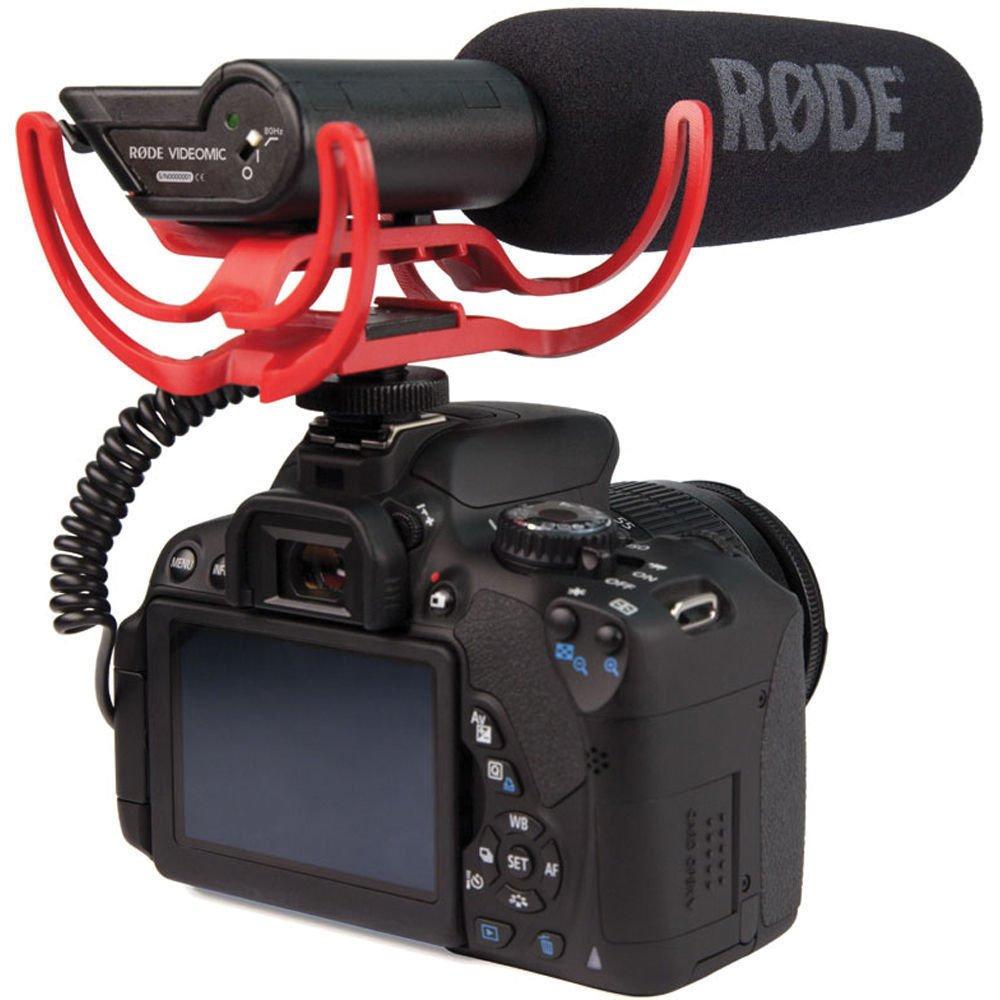 RODE VideoMic Rycote コンデンサーマイク