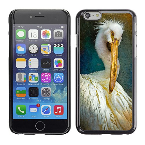 Premio Sottile Slim Cassa Custodia Case Cover Shell // F00011507 oiseau // Apple iPhone 6 6S 6G 4.7""