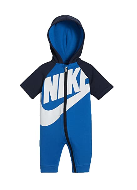 5bf7d4e5fb1 Amazon.com  NIKE Infant Futura Coverall Romper (9-12 Months