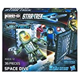 KRE-O Star Trek Space Dive Construction Set (A3138), Baby & Kids Zone