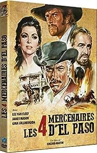 Les 4 Mercenaires d'El Paso [Francia] [DVD]