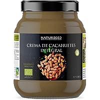NATURSEED Crema de Cacahuete Organica 100% Natural Ecologica