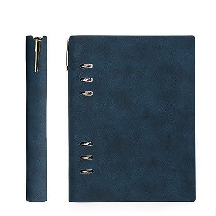 Agenda Stuyon Notebook A5 2019/2020 Bloc De Notas De Cuero ...