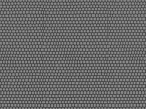 2-Piece Noch 60724 22 x 14 cm Cobblestones Place Landscape Modelling