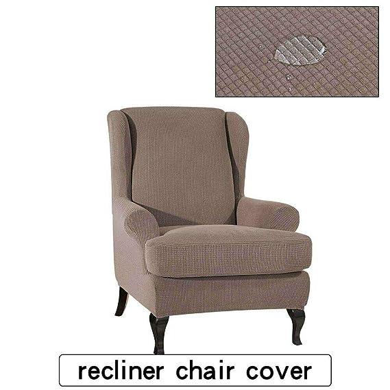 Amazon.com: MaiYu-MY - Funda para sillón con respaldo de ...