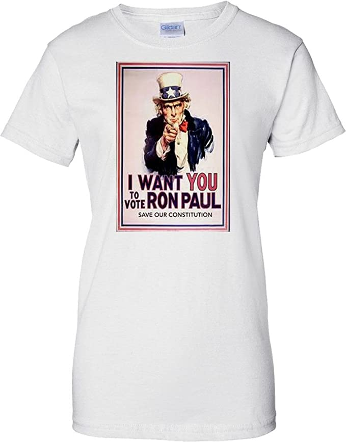 Military Online I Want You to Vote Ron Paul – US Politics ...