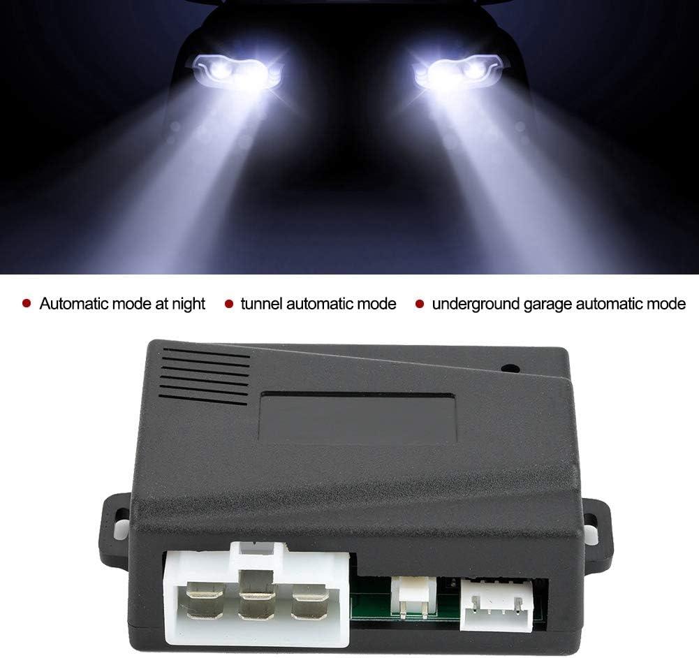 Qiilu Universal Car Automatic Headlight Sensor Control Modification System