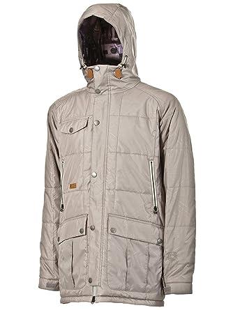 L1 Outerwear CHIEFTAN Chaquetas Snowboard, Hombre, Gris, L