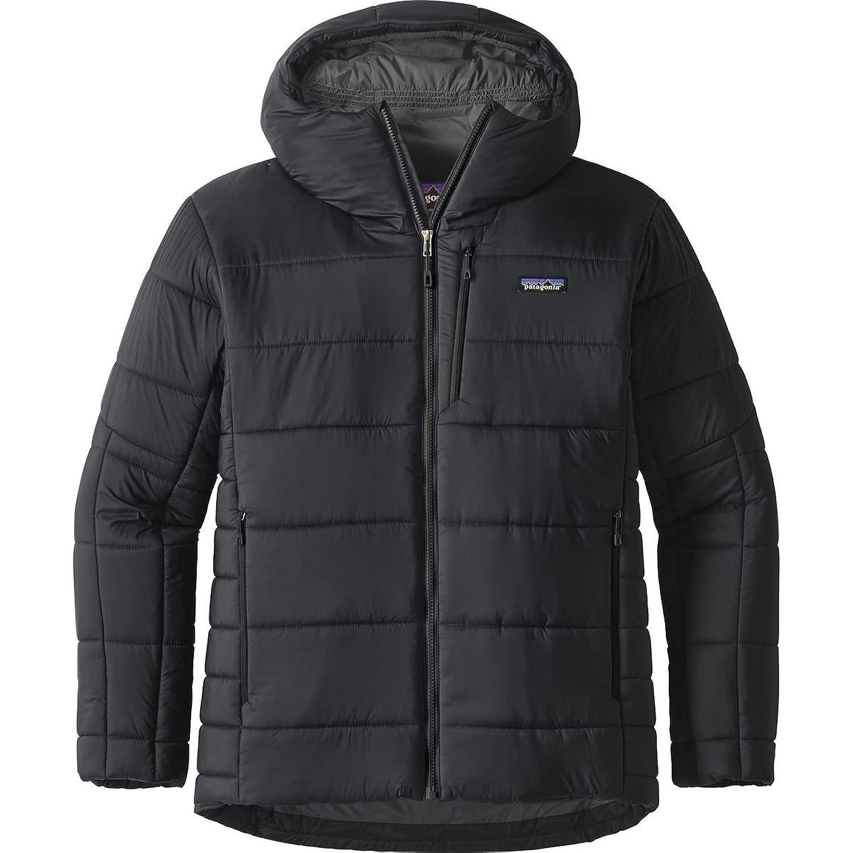 パタゴニア アウター ジャケット&ブルゾン Patagonia Hyper Puff Hooded Jacket Men Black 19y [並行輸入品] B075K3H3MZ